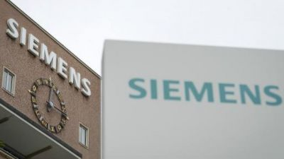 Siemens says profits jump 25% in year to September