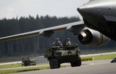 NATO plans large-scale military drills in Eastern Europe