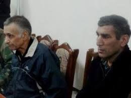 ICRC representatives visit Dilgam Asgarov and Shahbaz Guliyev