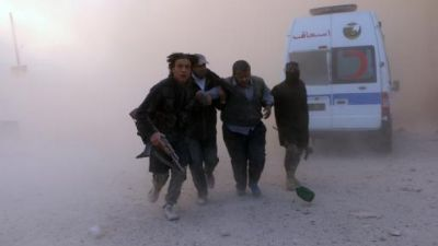 Clashes in southern Syria kill 40