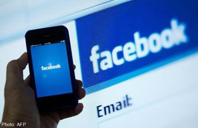 Facebook creates donations button to help fight Ebola