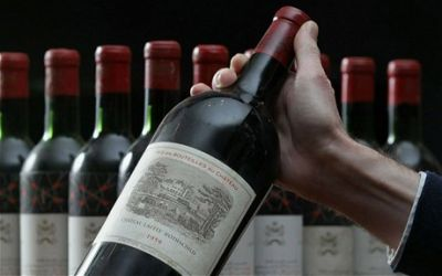 Diner accidentally orders $3,750 bottle of wine thinking it was $37.50