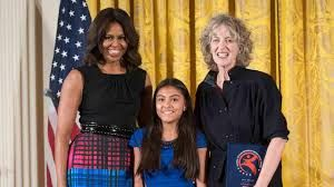 2 local community youth art programs honored by Michelle Obama