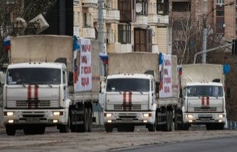 Russia to send seventh aid convoy to east Ukraine