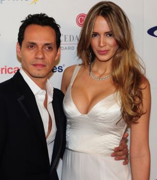 Marc Anthony marries model Shannon de Lima in intimate Dominican ceremony