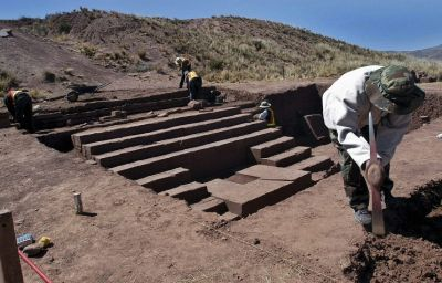 Unique 2,000-year old pyramid discovered in Bolivia