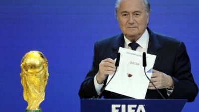 Qatar, Russia cleared as FIFA rules out World Cup re-votes