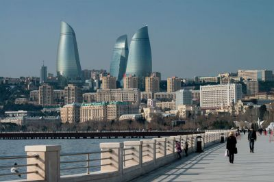 The 7th International Banking Conference starts in Baku
