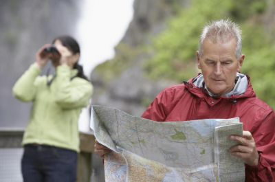 Men are better at reading maps than women RESEARCH