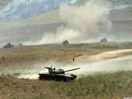 Armenia continues military exercises in occupied Azerbaijani lands