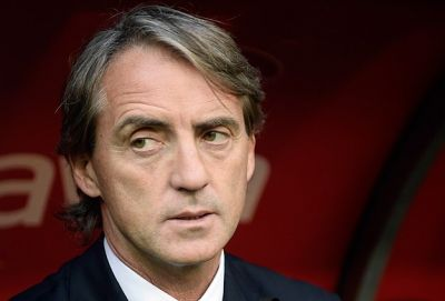 Inter Milan hire Mancini as new manager