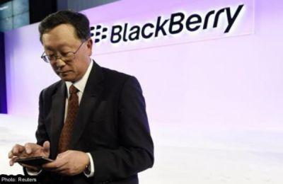 Blackberry has no immediate plans to crack 'sensitive' China market
