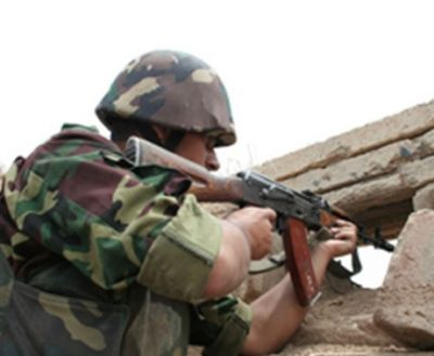 Armenians violated ceasefire 83 times throughout the day