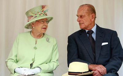 Queen and Prince Philip to visit Germany