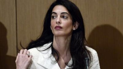 Amal Clooney disputes Egypt arrest warning story