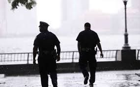 Two New York police officers wounded responding to robbery