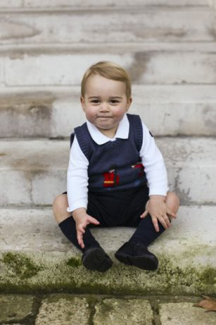 Prince George features on best-dressed men 2015 list