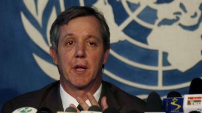 Outgoing UN Ebola Chief: Crisis Could End in 2015