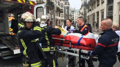 Deadly shooting at Paris HQ of French magazine