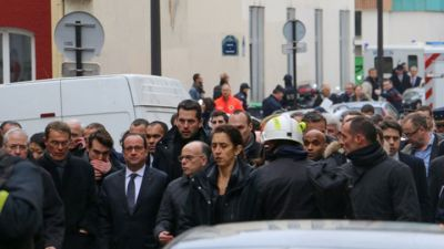 Several arrests after deadly Charlie Hebdo attack, says PM