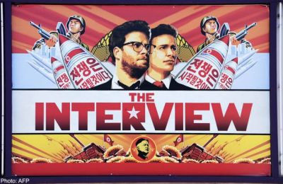 The Interview rakes in over $41m digitally