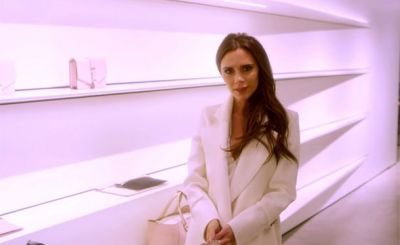 Victoria Beckham reveals her perfect date