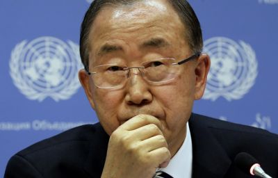UN chief says Ukraine crisis resurrects Cold War ghosts