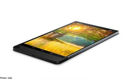 Dell unveils new super-thin tablet