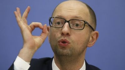 Ukraine blames Russia for German hack