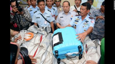 Crashed AirAsia flight's black box pings detected, Indonesian official
