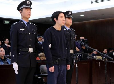 Jackie Chan's son gets six months in jail over drug offense