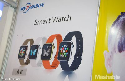 Chinese company sells Apple Watch clone for $36 at CES 2015