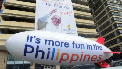 Millions to welcome Pope on Asia trip