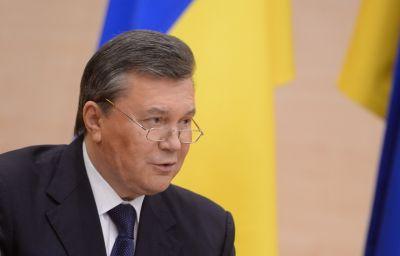 Yanukovych put on Interpol wanted list