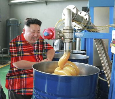 North Korean President to open restaurant in Scotland