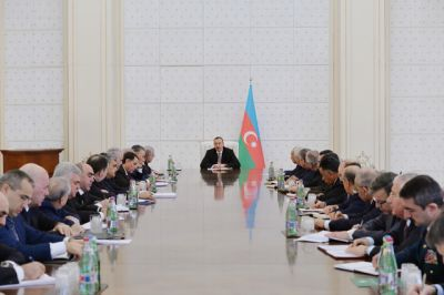 From 2004 to the present time – we have created 1,300,000 jobs: President of Azerbaijan
