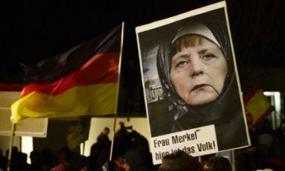 Merkel to join Muslim community rally in Berlin