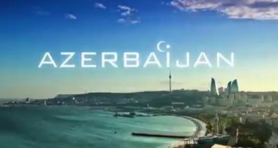 Promo video devoted to Azerbaijan shown on BBC