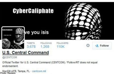British hacker linked to attack on Pentagon Twitter feed