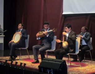 A selection round on Shirvan region is held in Shamakhy for the 5th TV Mugham Contest