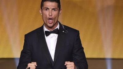 Ronaldo named Portugal's player of the century
