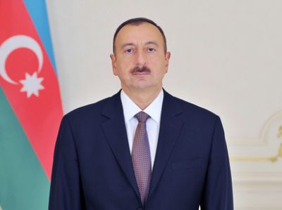 Official welcoming ceremony for President Ilham Aliyev was held in Ankara