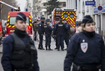 Over 10 arrested in connection with French attacks