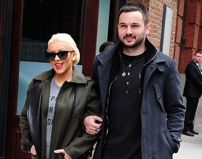 Aguilera shares first photo of baby daughter