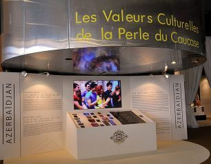Opening of the Days of Azerbaijani Culture takes place in the French city of Megève
