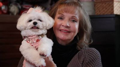 Woman leaves £1 million to her dog