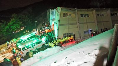Four dead in S. Korean shipyard structure collapse