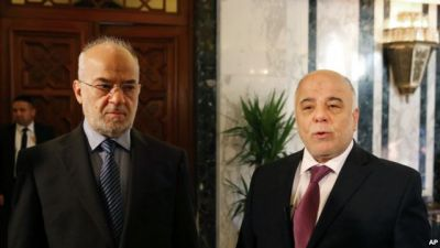 Iraqi PM calls for ore Help to combat IS
