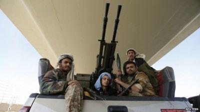 Houthi rebels tighten grip on Sanaa