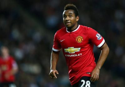 Manchester United try to offload Anderson